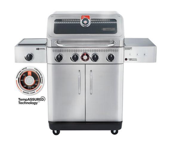 Vida by PADERNO Essence Series 4-Burner Convertible Gas BBQ Product image