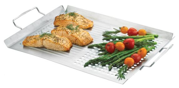 Plaque en inox Cuisinart pour barbecue Image de l'article