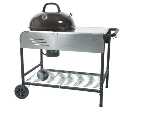 Barbecue MASTER Chef Charbuster Deluxe Heritage, charbon Image de l'article
