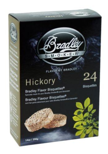 Briquettes pour fumoir Bradley, noyer fumé, paq. 24 Image de l'article