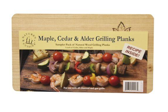Planches variées Nature's Cuisine, paq. 3 Image de l'article