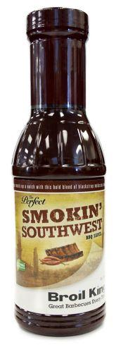 Sauce barbecue Broil King style Sud-Ouest pour mets fumés Image de l'article