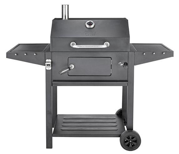 Barbecue fixe MASTER Chef, charbon Image de l'article