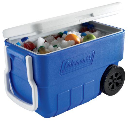 Coleman Wheeled Cooler, 50-qt Product image