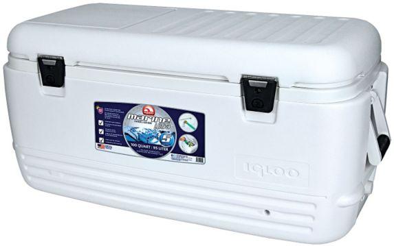 Igloo Marine Ultra Cooler, 100-qt Product image