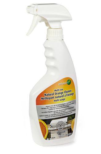Nettoyant naturel à l'orange Enhance-It, barbecue Image de l'article
