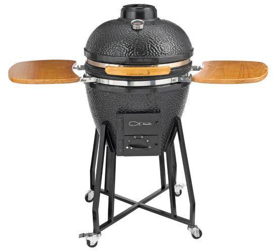 Barbecue Vision Grills Kamado M-Series, charbon Image de l'article
