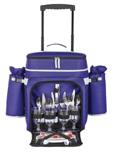 Outbound Wheeled Picnic Soft Cooler, 36-Can Product image