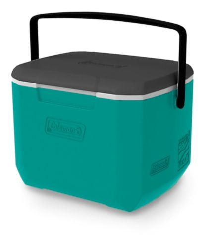 Coleman Hard Cooler, Teal, 15-L