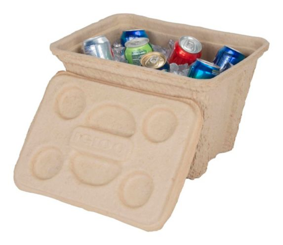 Igloo Recool Biodegradable Cooler, 15-L Product image