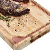 Planche à découper style bloc de boucher Vermont Castings | Vermont Castingsnull