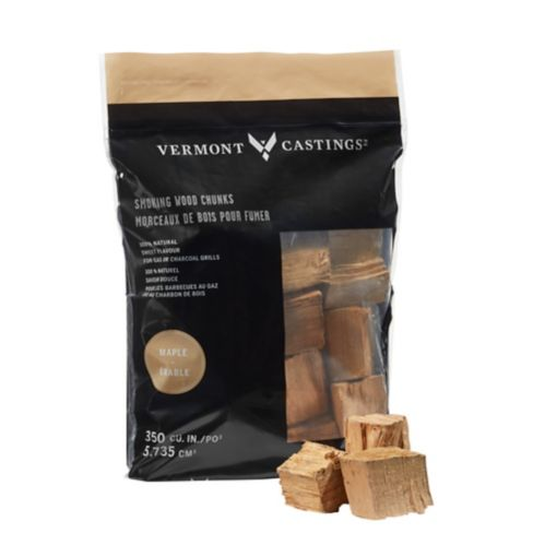 Vermont Castings Smoking Wood Chunks, Maple Flavour, 4-lb Product image
