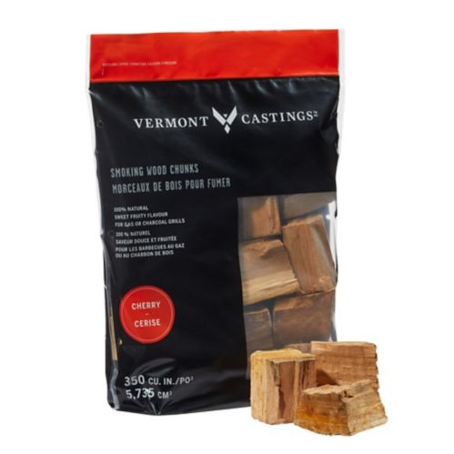 Vermont Castings Smoking Wood Chunks, Cherry Flavour, 4-lb Product image