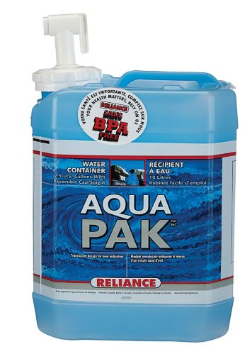 Reliance Rectangular Aqua Pak Water Container Product image