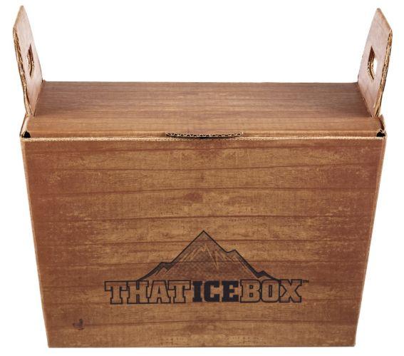 Glacière en carton That Ice Box Image de l'article