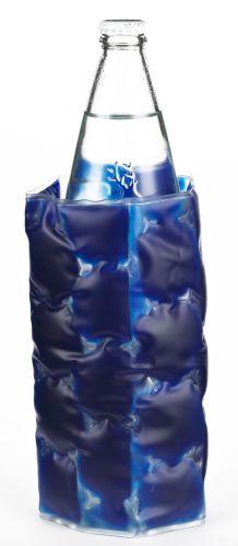 Bloc réfrigérant en gel pour bouteille Image de l'article
