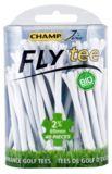 Champ Ez Fly Golf Tees, 2-3/40-in, Multi-Colour, 30-pk   Champnull