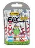 Tés Champ EZ Fly, 2 3/4 po, rouge et blanc, paq. 30 | Champnull