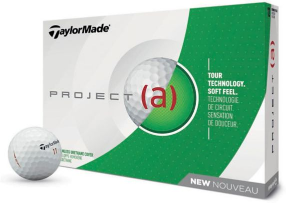Balles de golf TaylorMade Project (a), blanc, paq. 12 Image de l'article