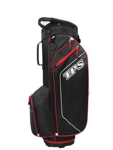 Sac de golf pour chariot PowerBilt CenturyV2, rouge et noir Image de l'article