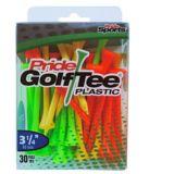 Pride Sports Golf Tees, 3.25-in | Pride Sportsnull