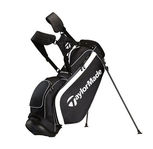 Sac de golf TaylorMade 4.0, noir/blanc Image de l'article
