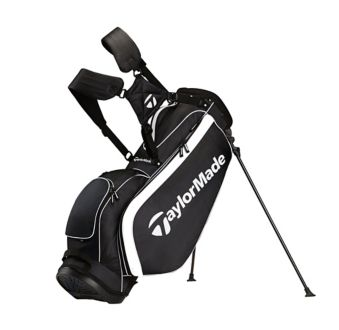 Taylormade Golf Bag >> Taylormade Golf Bag 4 0 Black White Canadian Tire