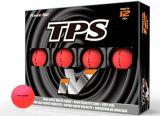 Powerball TPS IV High Viz Golf Balls, Matte Red, 12-pk | PowerBiltnull