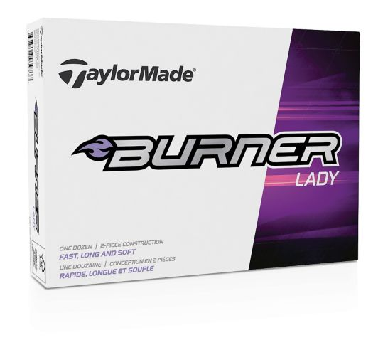 TaylorMade Bruner Lady Golf Balls, 12-pk Product image