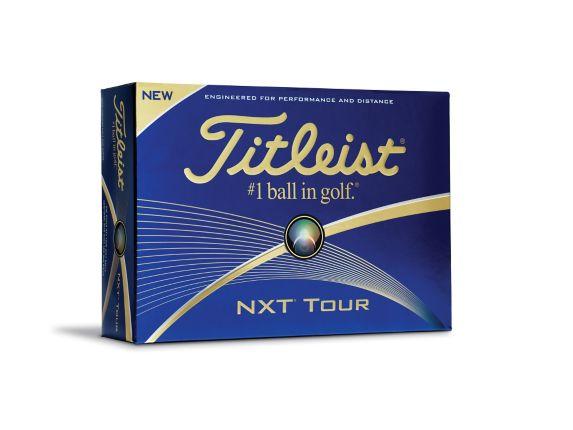 Titleist NXT Tour Golf Balls, 12-pk Product image