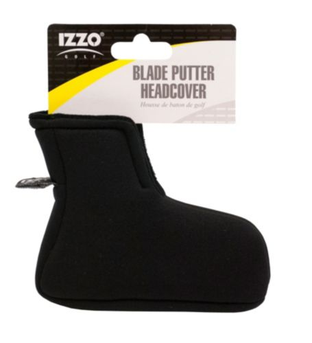 Izzo Neoprene Putter Cover, Black Product image