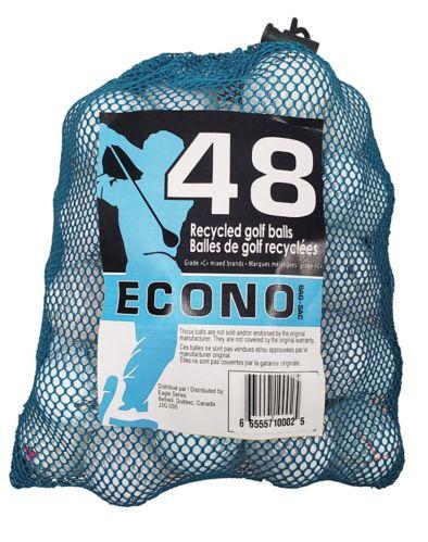 Econo Golf Balls, 48-pk Product image