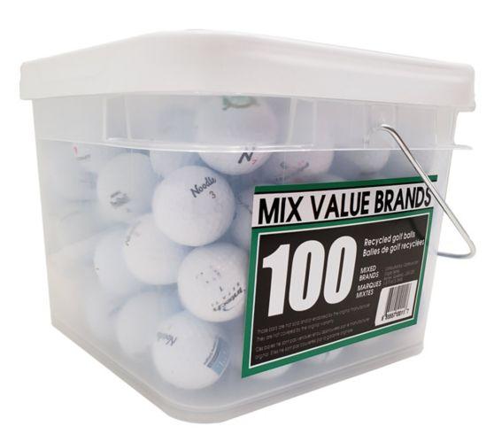 Econo Recycled Golf Balls, 100-pk Product image