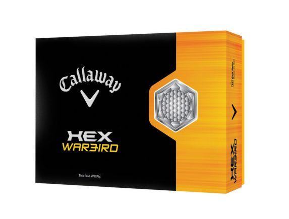 Balles de golf Callaway Hex Warbird, blanc, paq. 12 Image de l'article