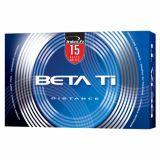 Balles de golf Intech Beta Ti, paq. de 15 | Intechnull