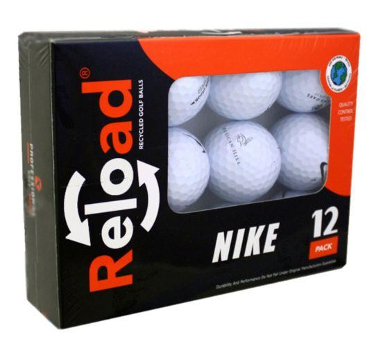 Balles de golf recyclées Reload Nike, paq. 12 Image de l'article