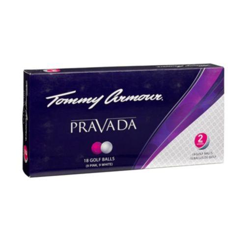 Tommy Armour Pravada Golf Balls, 18-pk Product image