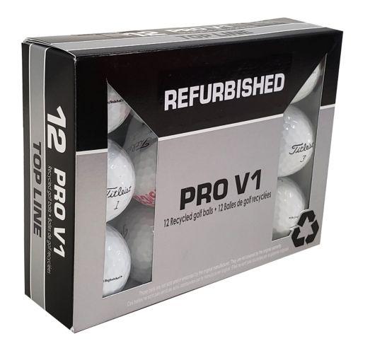 Balles de golf remises à neuf Econo ProV1, paq. 12 Image de l'article