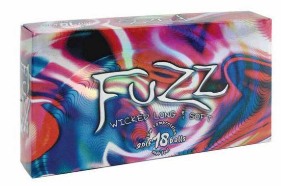Balles de golf FuZZ, paq. 15 Image de l'article