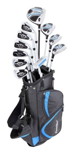 Bâtons de golf PowerBilt Pro Power pour hommes, droitiers Image de l'article