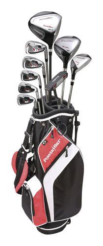Bâtons de golf PowerBilt TourBilt pour hommes, gauchers Image de l'article