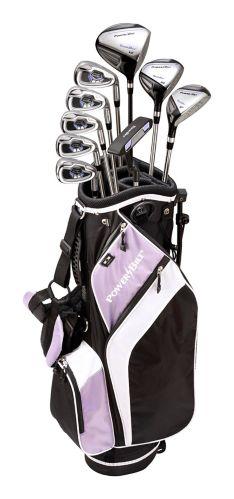 Bâtons de golf PowerBilt TourBilt pour dames, gauchers Image de l'article