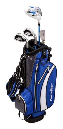 Bâtons de golf PowerBilt Junior, gaucher, de 5 à 8 ans Image de l'article