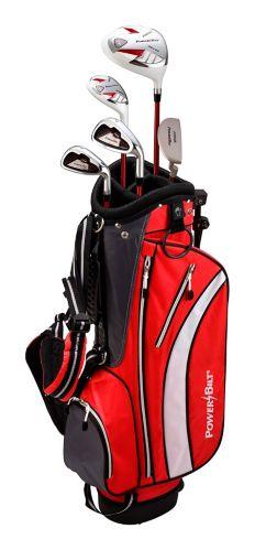 PowerBilt Junior Tour Golf Set, Left Hand, 9-12 Product image