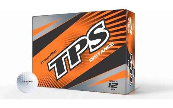 Balles de golf PowerBilt TPS Max Distance, paq. 12 Image de l'article