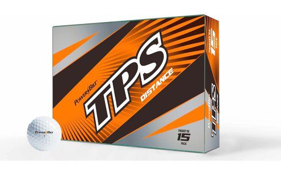 Balles de golf distance PowerBilt TPS, paq. 15 Image de l'article