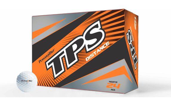 Balles de golf PowerBilt TPS Distance, paq. 24 Image de l'article