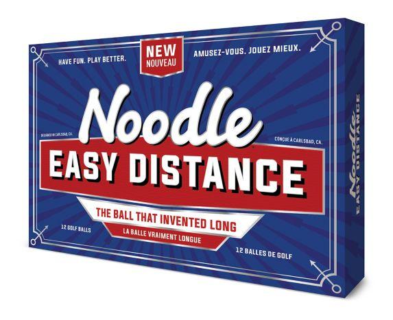 Balles de golf Noodle Long, paq. 12 Image de l'article