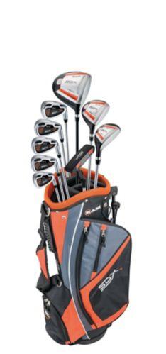 Sac et bâtons de golf Ram SDX pour hommes Image de l'article