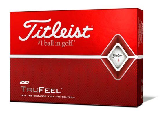 Titleist TruFeel Golf Balls, 12-pk Product image